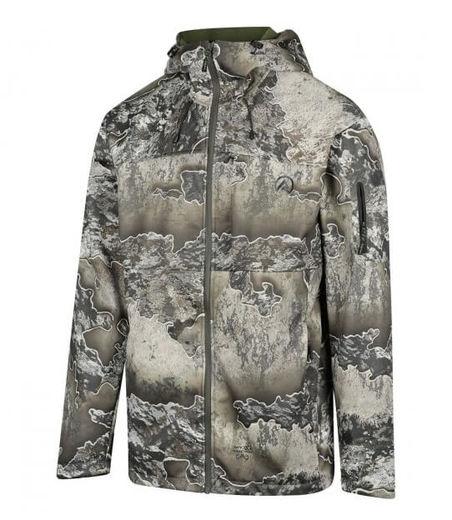 Ridgeline Mens Ascent Softshell Jacket  Escape Camo