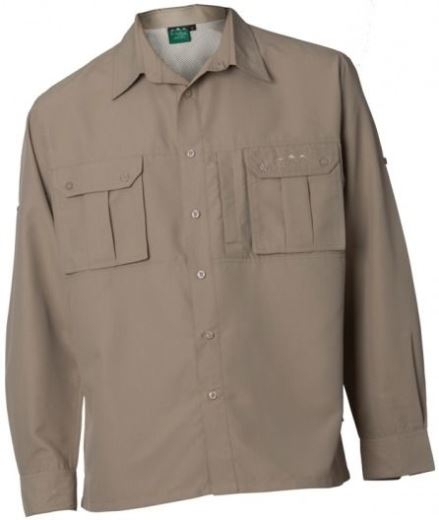 Ridgeline Tacklure Shirt Sand