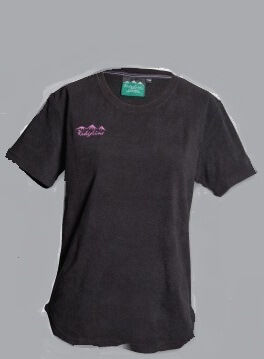 Ridgeline Womenand39s Alpine Short Sleeve Fleecey Top