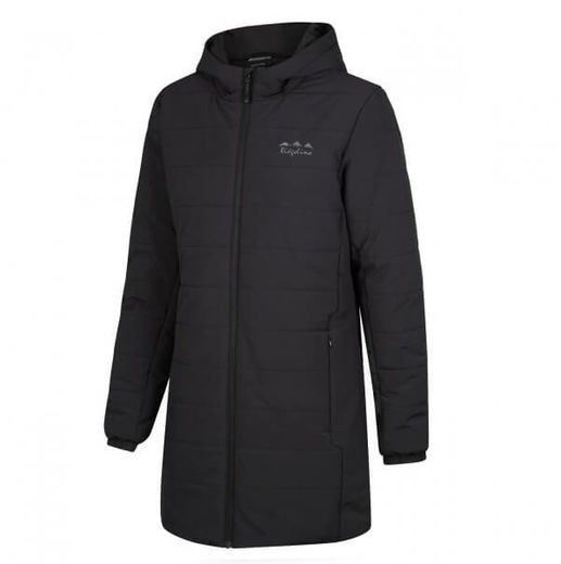 Ridgeline Womenand39s Gale Puffa Jacket  Black