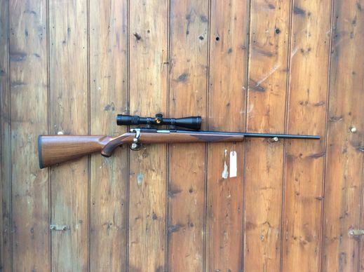 Ruger 7717 17HMR Bolt Action Scoped Rifle