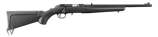 Ruger American Rimfire 17HMR Compact Threaded Barrel