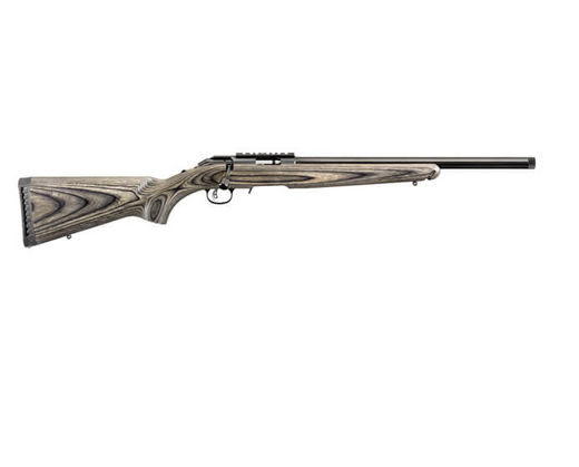 Ruger American Rimfire 22WMR Target Threaded