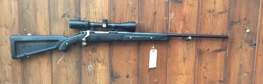 Ruger M77 MK11 223Rem Scoped Bolt Action Rifle