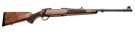 Sako 85 Grizzly Bear 30 06Sprg Walnut  Blue Fluted Rifle