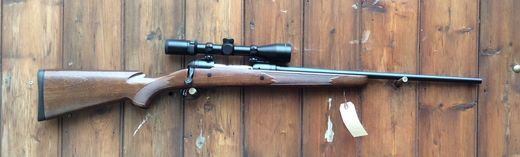 Savage 110 30 06Sprg Scoped Rifle