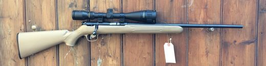 Savage 93R17 17HMR Scoped Bolt Action Rifle