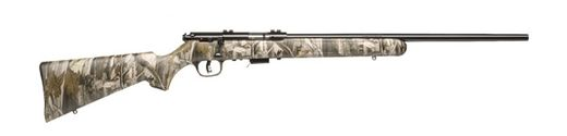 Savage 93 R17 17HMR Camo  Blued Rifle