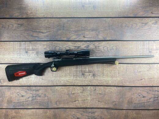 Savage Axis 30 06Sprg Scoped Rifle