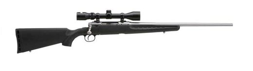 Savage Axis Stainless  Synthetic 30 06Sprg Package