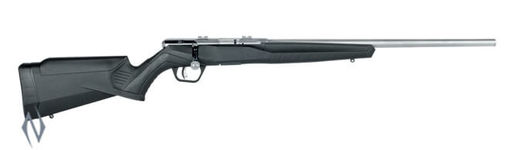 Savage B22 FVSS 22LR SyntheticStainless Varmint Rifle