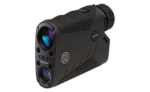 Sig Sauer Kilo 2200MR Laser Range Finder 7x25 Milling Ret Monocular