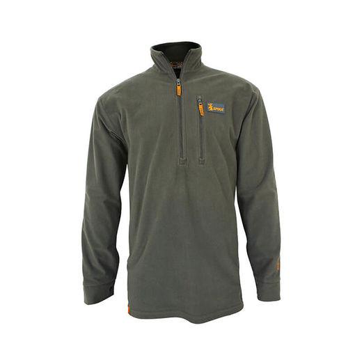 Spika Tracker Olive Long Sleeve Top
