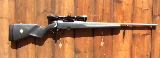 Steyr Pro Hunter 30 06Sprg Scoped Rifle