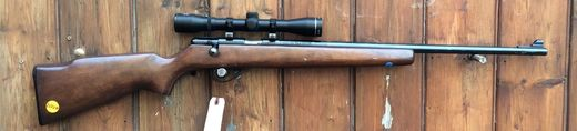 Stirling 14P 22LR Scoped Bolt Action Rifle