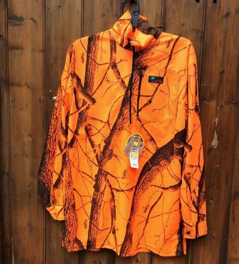 Stoney Creek Airmesh Blaze Hardwoods Shirt