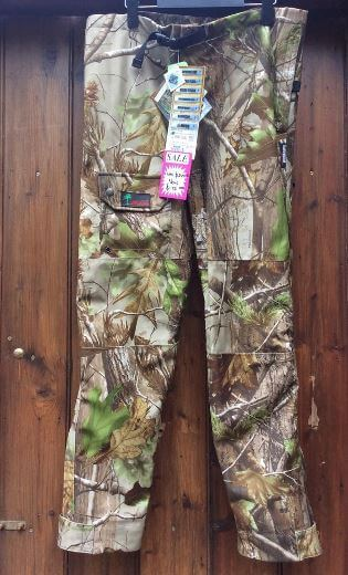 Stoney Creek Realtree Over Trousers