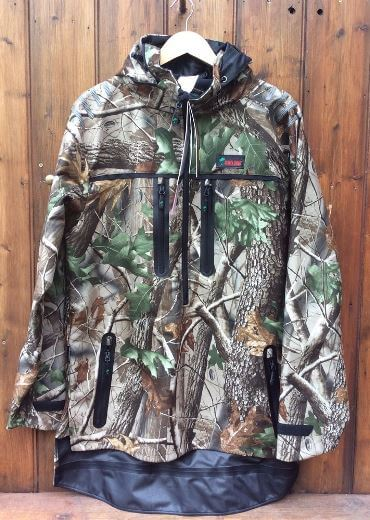 Stoney Creek Silent Series Lightweight Hybrid Pullover Jacket