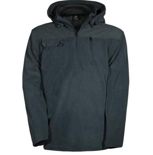 Swanndri High Rock Fleece Pullover Slate