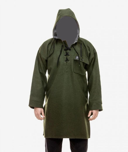 Swanndri Menand39s Original Lace Front Bush Shirt