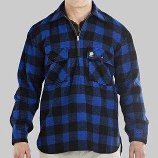 Swanndri Ranger Shirt BlueBlack Check