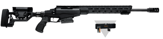 Tikka T3X Tactical A1 308WIn Complete Package