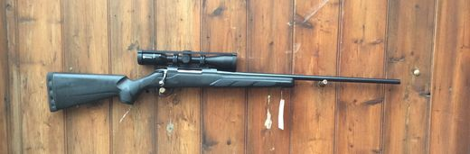 Tikka T3 Lite 300WSM Scoped Bolt Action Rifle