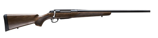 Tikka T3x Hunter 204Rug Walnut  Blue Rifle