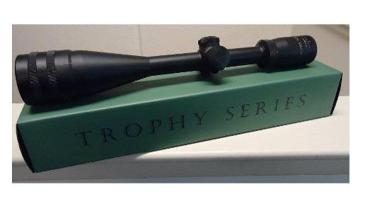 Trophy 6 20x50 IR Rifle Scope