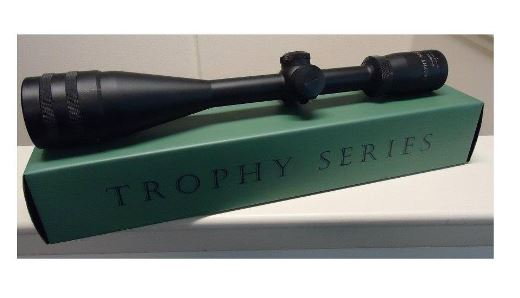 Trophy Tactical 5 20x50 IR Rifle Scope