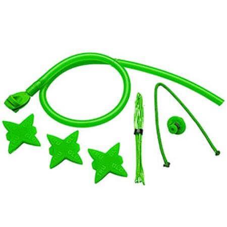 TruGlo Archery Bow Accessory Kit   Green