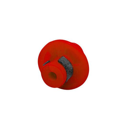 TruGlo Kisser Button   Red