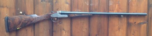 Used Beretta 627EELL 20Ga SxS Shotgun