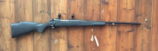Weatherby Mark V 7mmRemMag Bolt Action Rifle