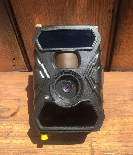 Wildgame 3G Black TrailSecurity 12MP Black LED Camera