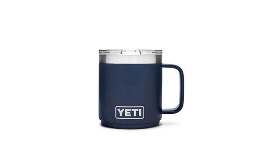 YETI Rambler 10oz Mug With MagSlide Lid   Navy