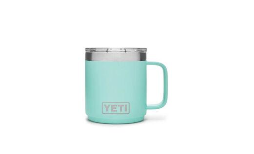 YETI Rambler 10oz Mug With MagSlide Lid   Seafoam