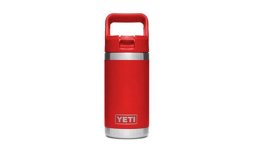 YETI Rambler JR 12oz Kids Bottle   Canyon Red