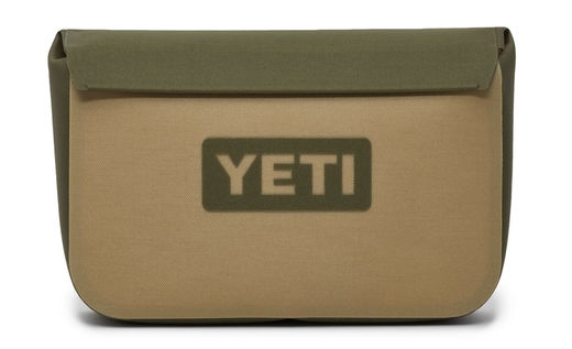 YETI Sidekick Dry Field Tan  Blaze Orange