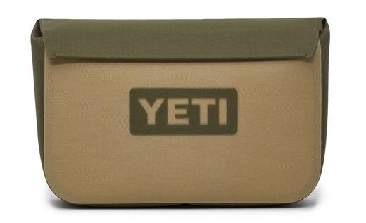 YETI Sidekick Dry Field Tan  Blaze Orange