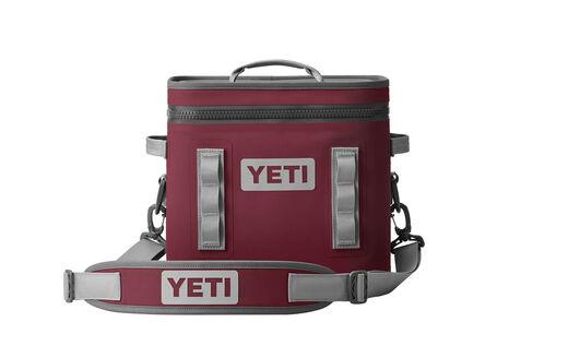 Yeti Hopper Flip 12 Soft Cooler   Harvest Red