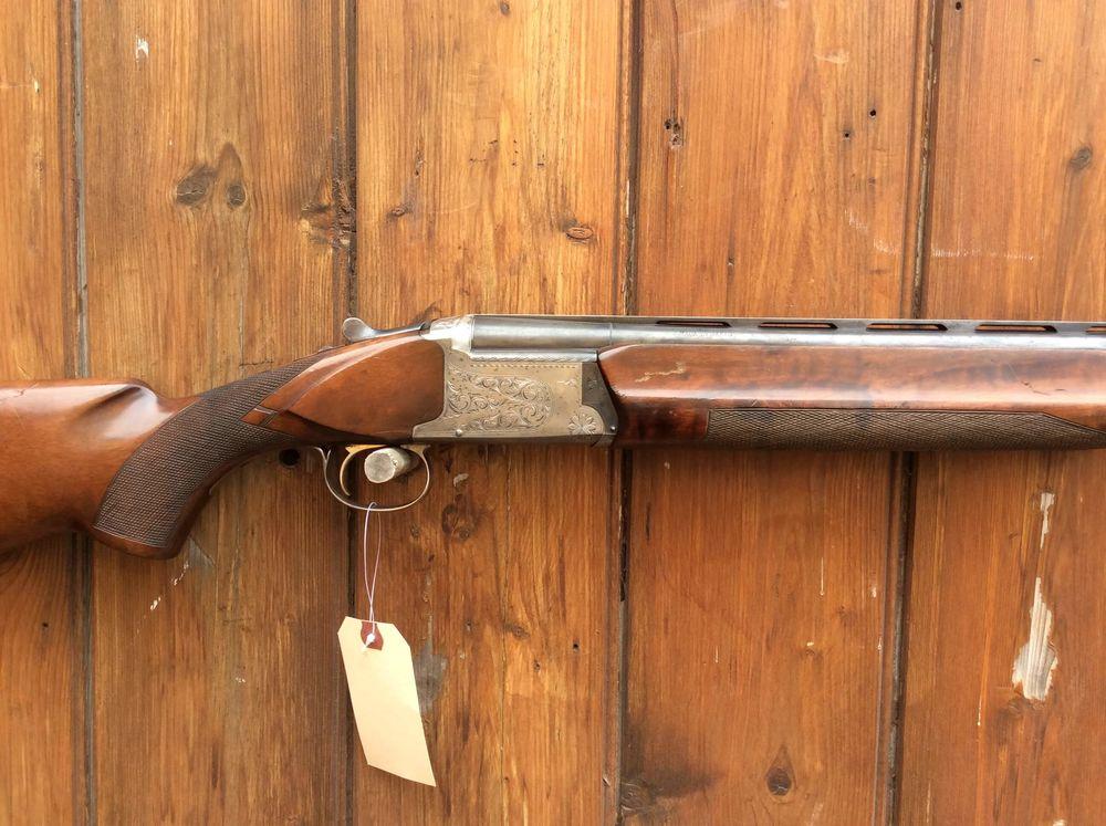 Nikko Mdl 5000 12G Under & Over Shotgun | Holts Gun Shop