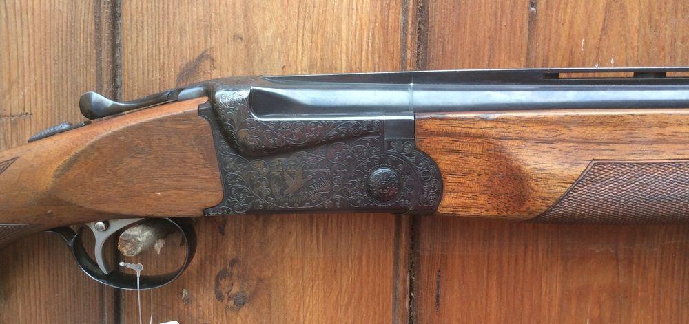 SKB 500 Sporter 12Ga Under & Over Shotgun | Holts Gun Shop