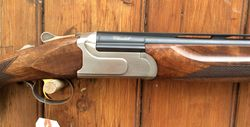 Akkar Churchill Sporter 12Gauge Under + Over Shotgun