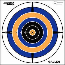 "Allen EZ Aim Sight 12"" Bullseye Target 12 Pack"