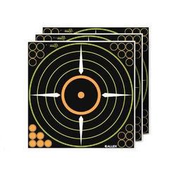 "Allen EZ Aim Splash 12"" Adhesive Bullseye Target 5 Pack"