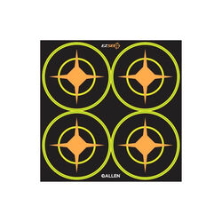 Allen Ez-See Aiming Dots 9 Sheets
