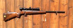 Anschutz 1515-1516 .22WMR Scoped Bolt Action Rifle
