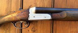 Arana La Sorda 12Ga SxS Shotgun
