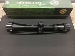 Athlon Neos 4-12x40 Center-X Reticle Scope